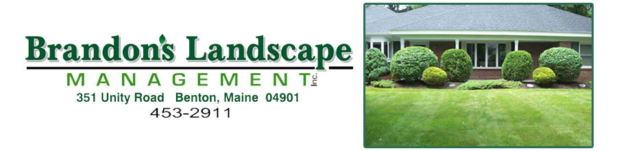 lawn care oakland maine