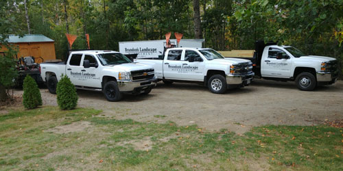 landscape services waterville maine